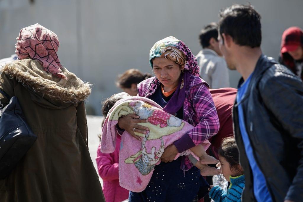 Σεκιουριτάδες θα ελέγχουν τη μετακίνηση προσφύγων στην Κω