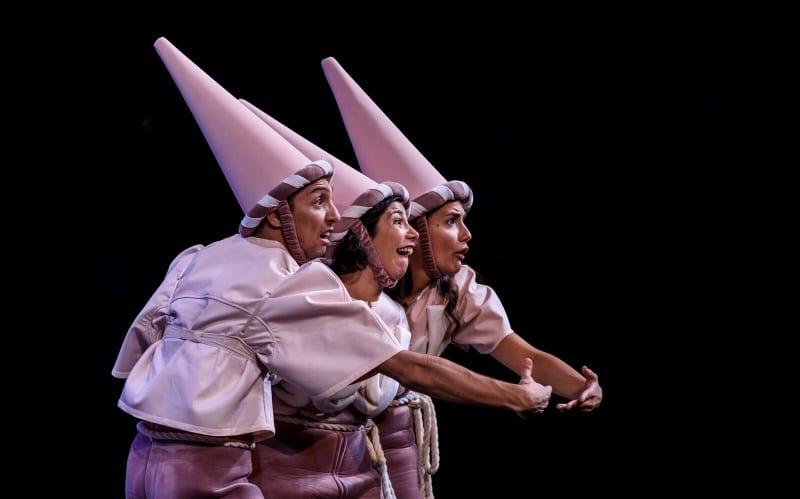 Εθνικό Θέατρο: διαδικτυακές προβολές παιδικών παραστάσεων