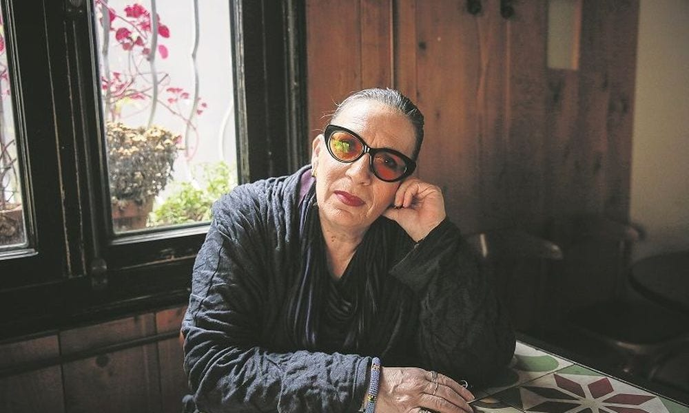 H Λίνα Νικολακοπούλου γράφει στο Docville: Ο εγκλεισµός µάς έκανε να αναθεωρήσουµε πολλά