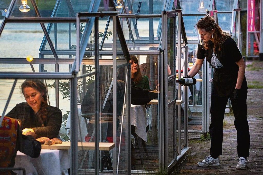 Ολλανδία: Η οικονομία δεν βρίσκεται ποτέ σε lockdown