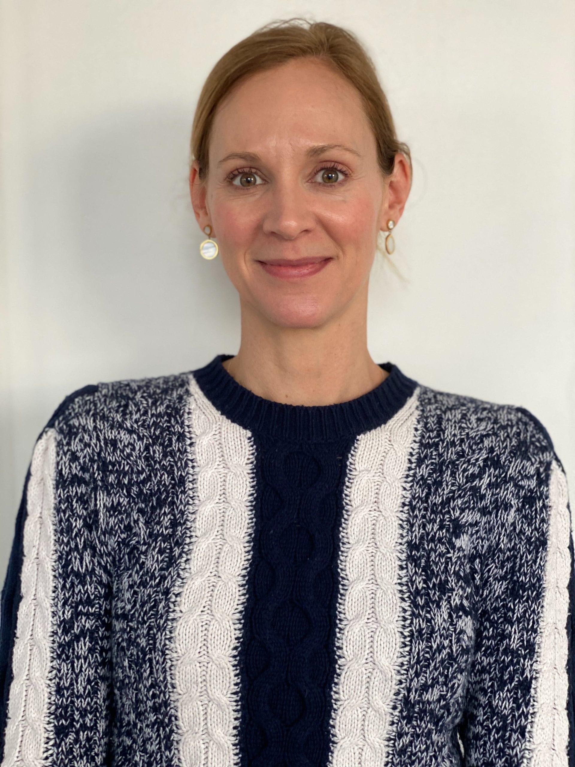 Κιμ Ντάστιν, διευθύντρια εσόδων της Artsy