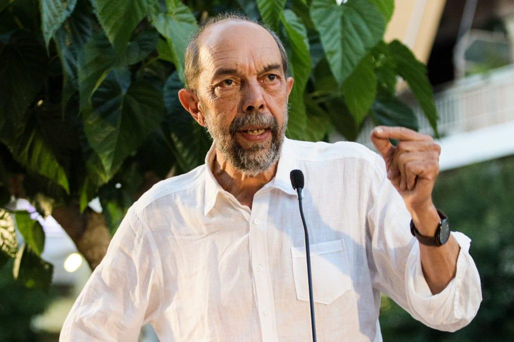 Νίκος Μπελαβίλας: «Στον Πειραιά χρειάζεται σωσίβιο διάσωσης που δεν το δίνει η Cosco»
