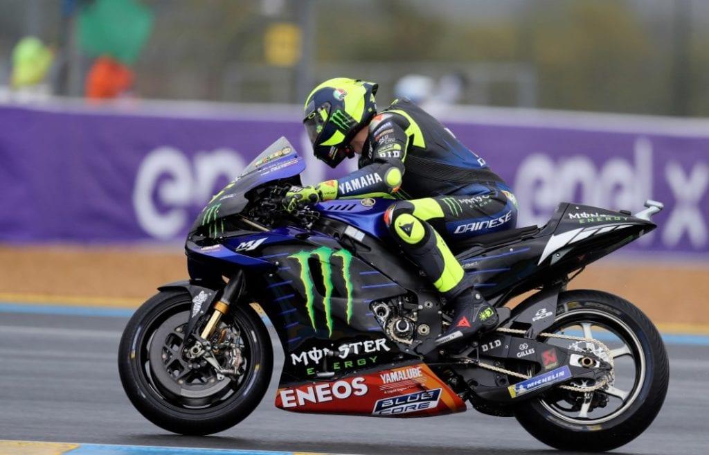 Moto GP: Θετικός στον κορονοϊό ο Βαλεντίνο Ρόσι