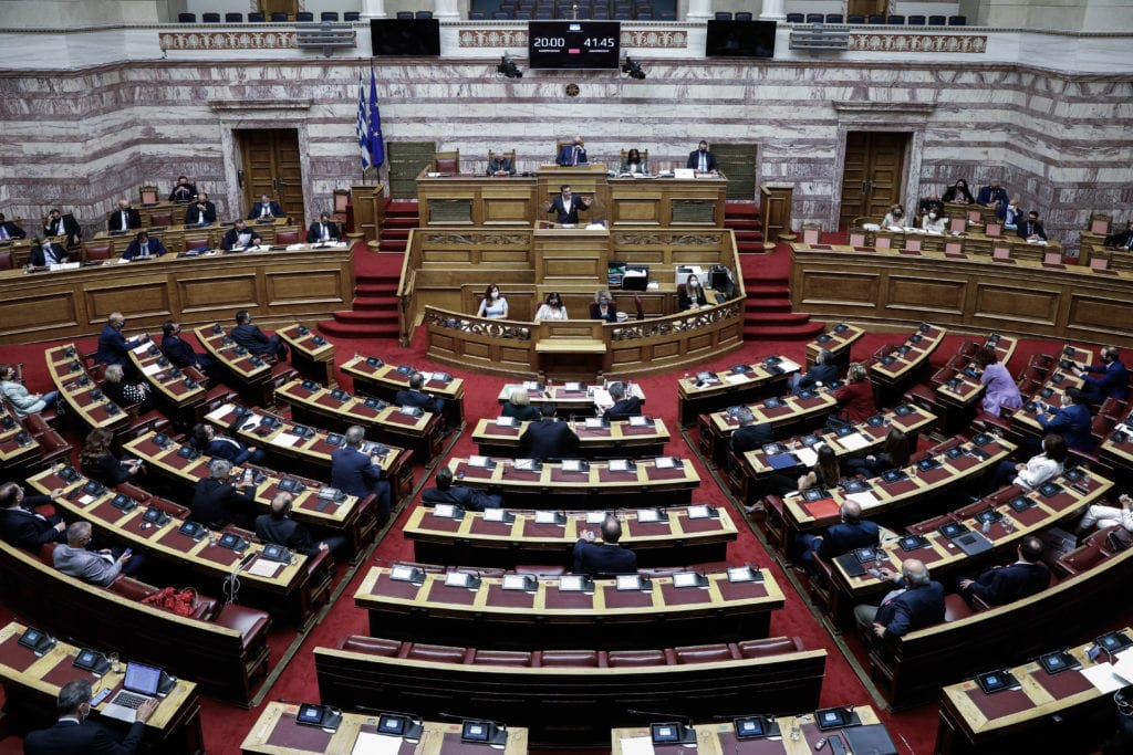 Υπερψηφίστηκε στη Βουλή η προμήθεια των Rafale