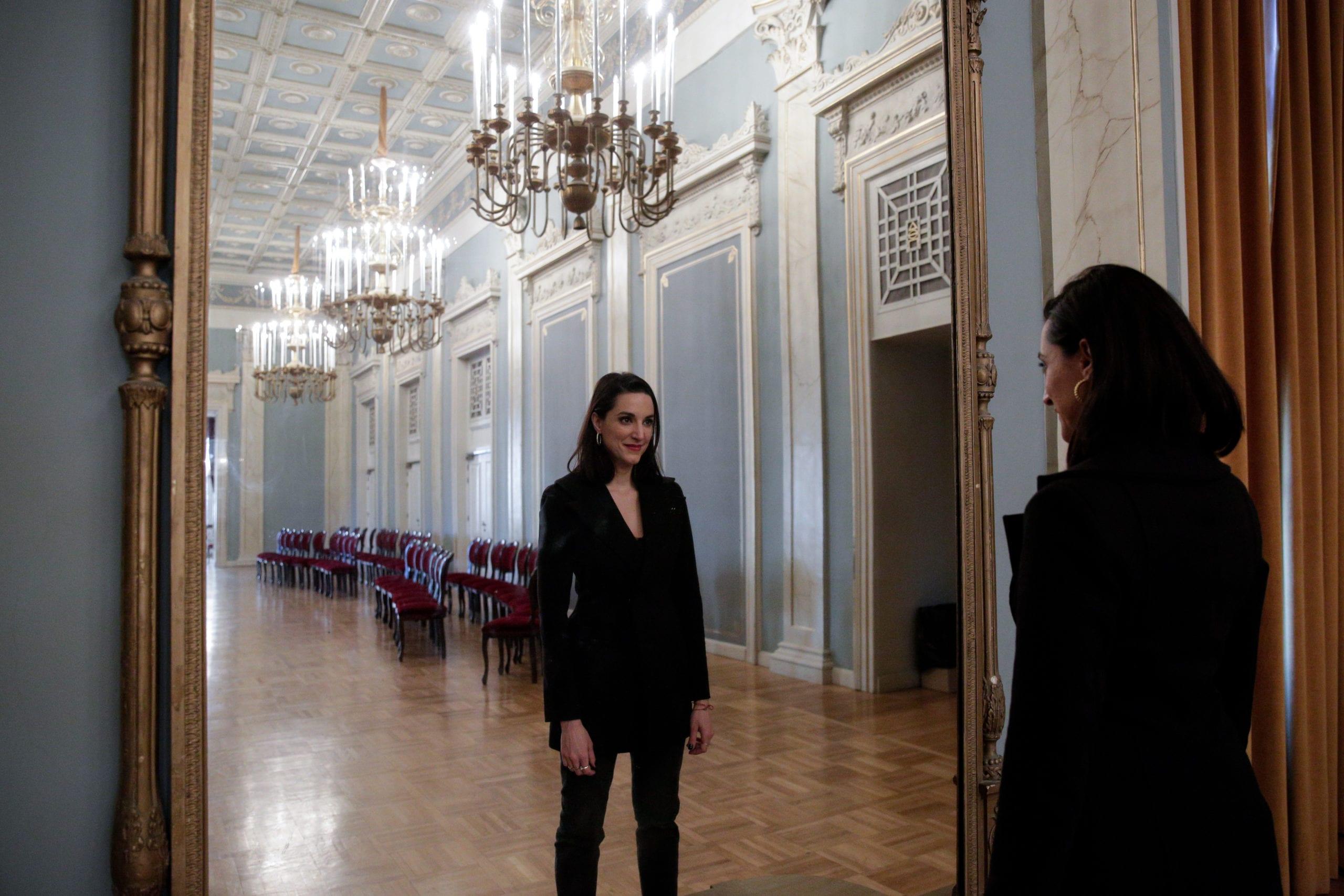 Κατερίνα Ευαγγελάτου (Φωτογραφίες: eurokinissi)