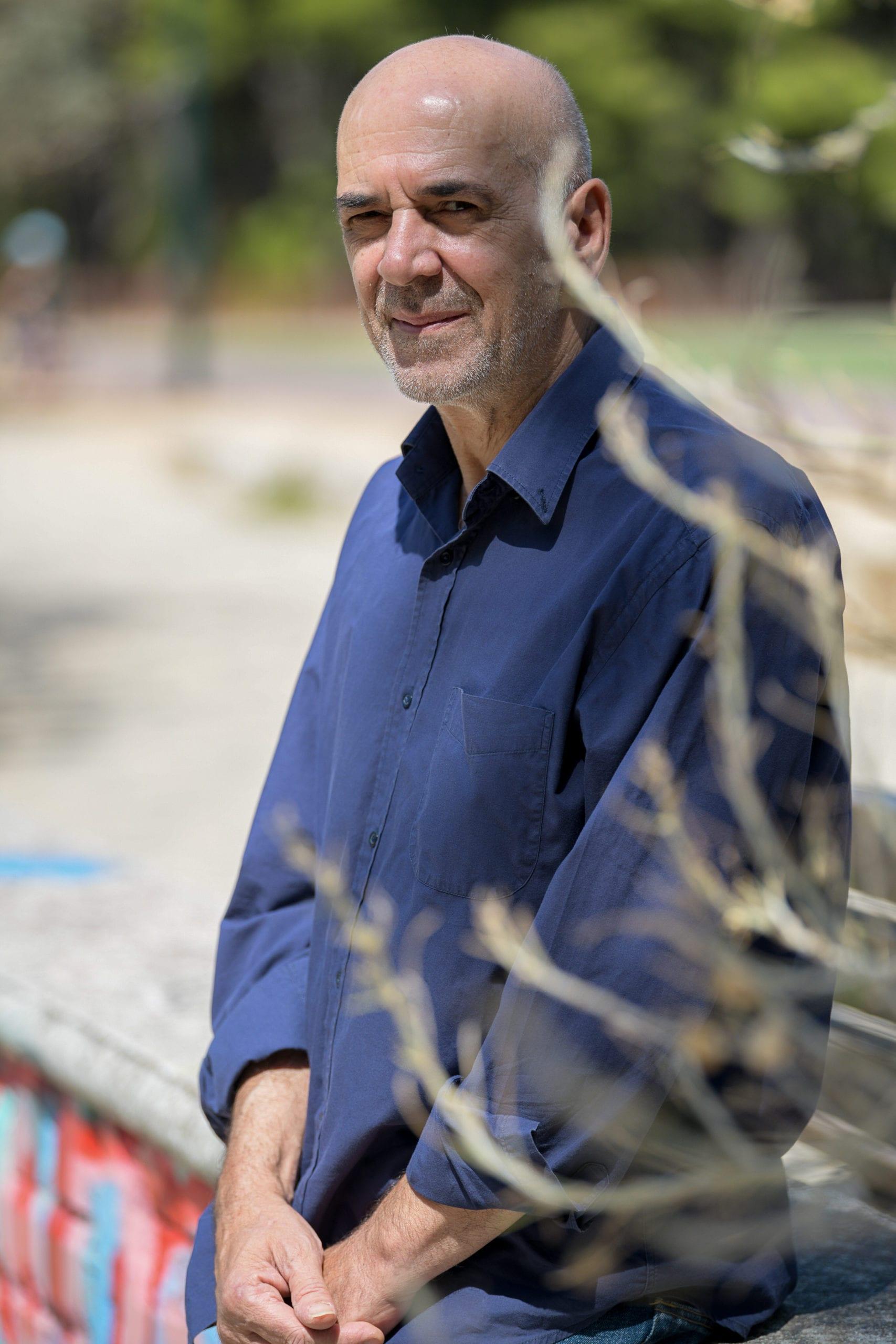 Ορφέας Περίδης (photo: Eurokinissi)