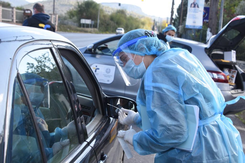 Κορονοϊός: Τα σημεία όπου θα πραγματοποιηθούν δωρεάν rapid test την Τετάρτη