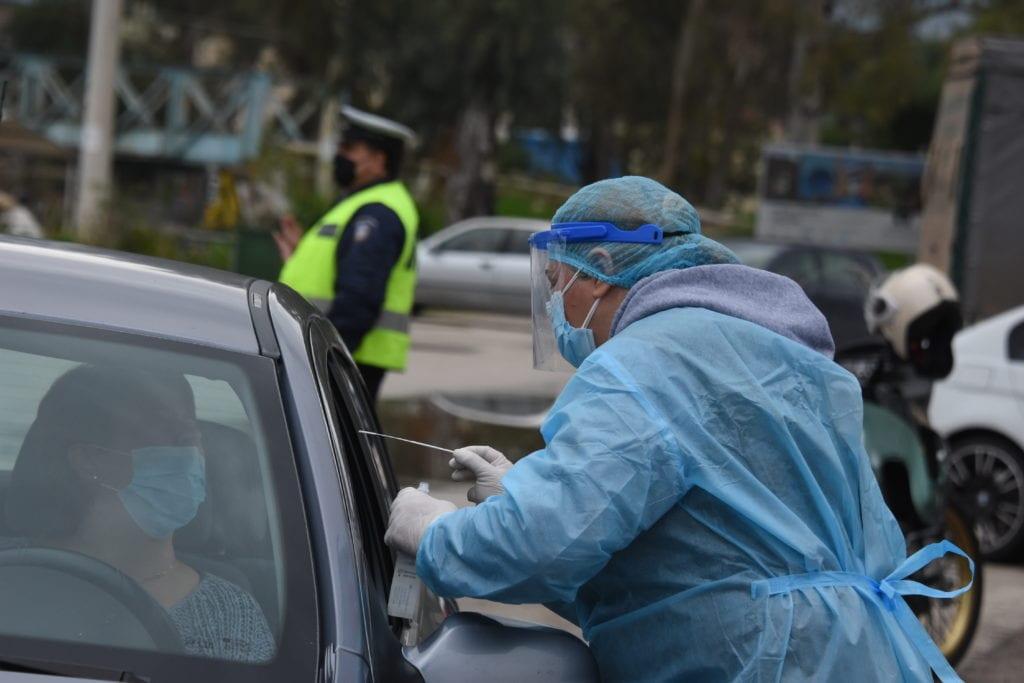 Κορονοϊός: O EOΔΥ ανακοίνωσε μόλις 262 νέα κρούσματα – 40 θάνατοι, 431 διασωληνωμένοι