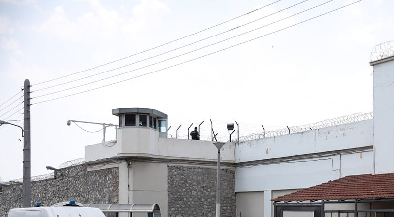 Δέμα με ναρκωτικά εντοπίστηκε σε κοινόχρηστο χώρο των φυλακών κορυδαλλού