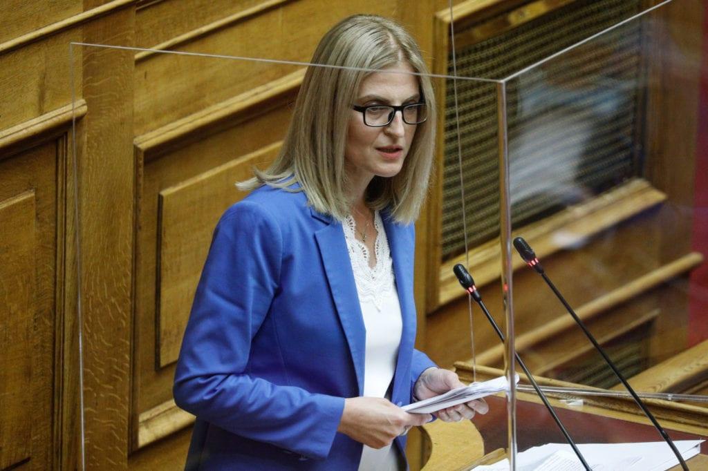 Αυγέρη σε Τσίοδρα για τις ευθύνες διασποράς του κορονοϊού στη Θεσσαλονίκη: «Σωτήρη, ο λόγος σε σένα»