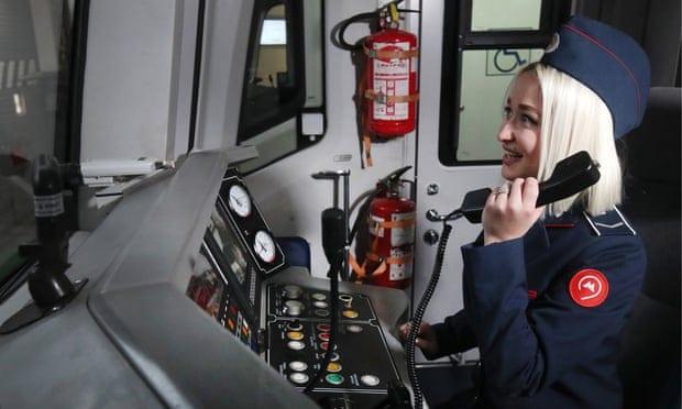 Ρωσία: Για πρώτη φορά γυναίκες οδηγοί στο μετρό της Μόσχας