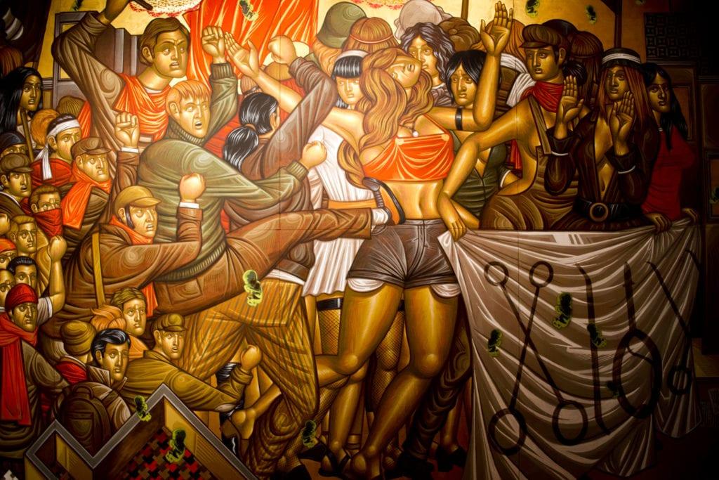 Σία Αναγνωστοπούλου: Υπουργείο Πολιτισμού ή πολιτιστικής ερήμωσης;