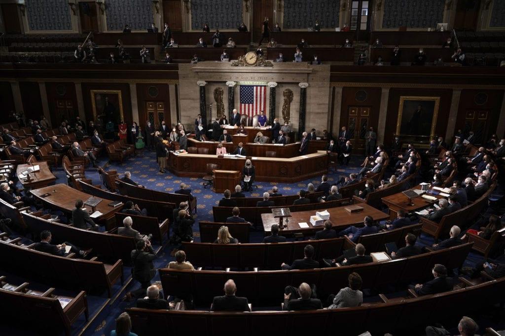 Οι Δημοκρατικοί παίρνουν τον έλεγχο της Γερουσίας