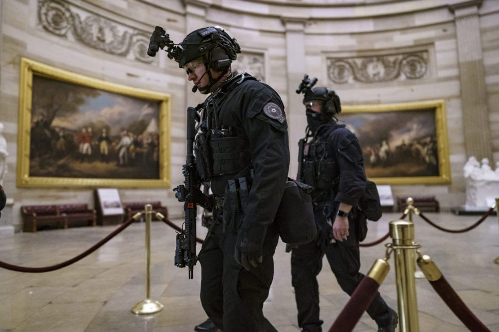 ΗΠΑ: Σε κατάσταση έκτακτης ανάγκης η Ουάσιγκτον – Φόβοι για ταραχές και στις 50 πολιτείες