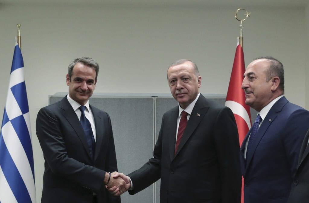ΣΥΡΙΖΑ: Ο κ. Μητσοτάκης οφείλει να αποκλείσει κάθε τουρκική απόπειρα διεύρυνσης της ατζέντας
