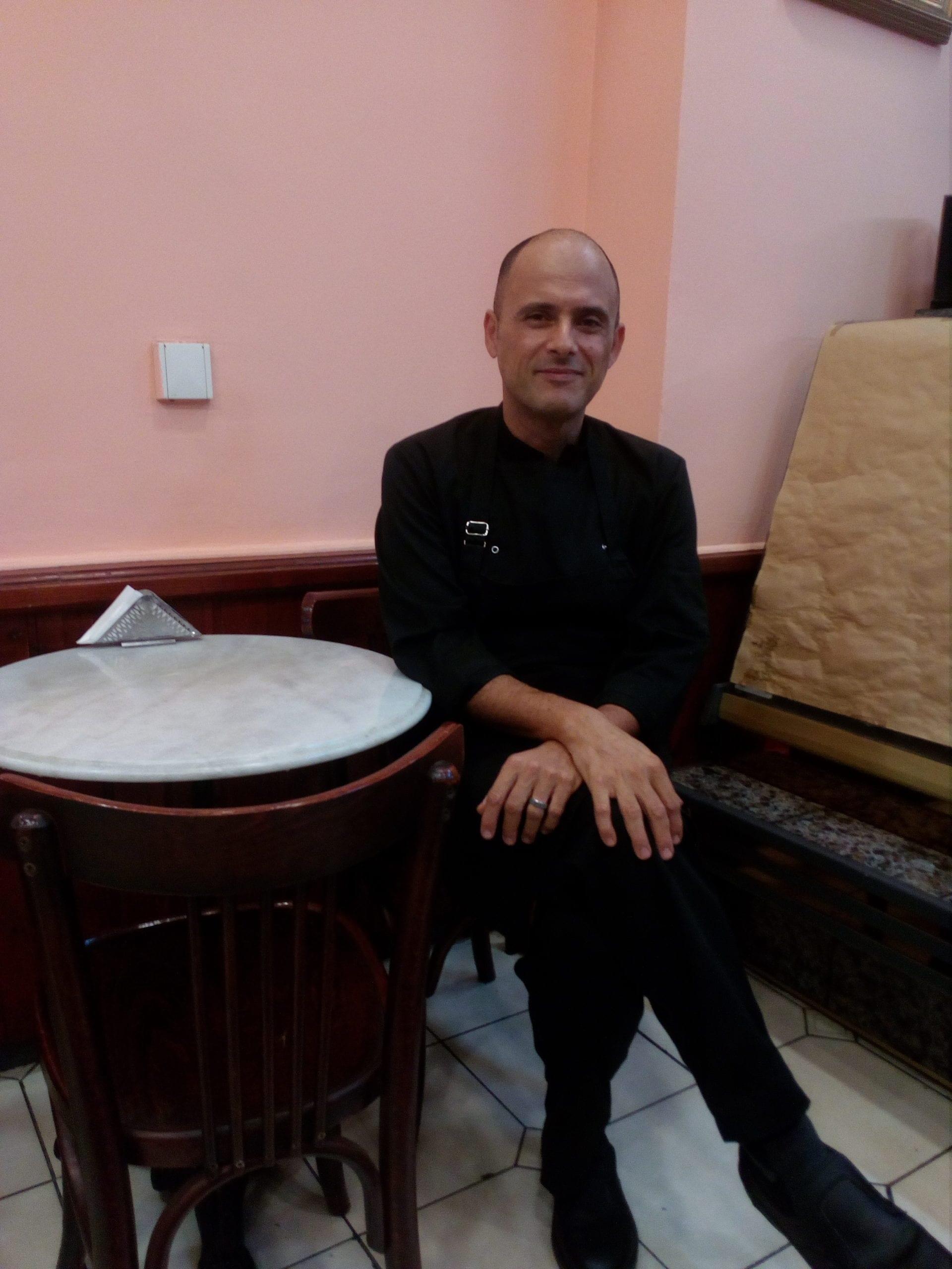 Θοδωρής Κτιστάκης (Φωτογραφία Αφροδίτη Ερμίδη)