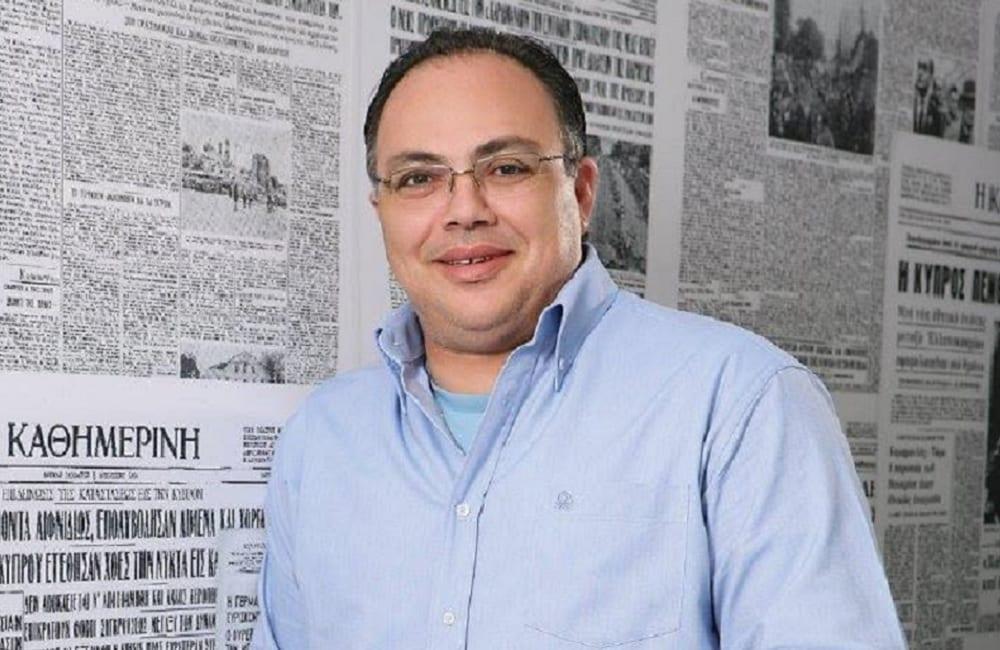 Παραιτήθηκε ο διευθυντής της «Καθημερινής Κύπρου» μετά από άρθρο του για τα «χρυσά διαβατήρια»
