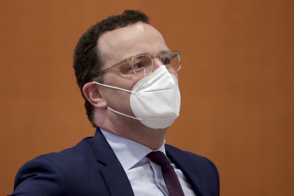 Γερμανία: Αποκαλύψεις του «Spiegel» για σκάνδαλο στην αγορά μασκών – Αναφορές για εμπλοκή του υπουργού Υγείας