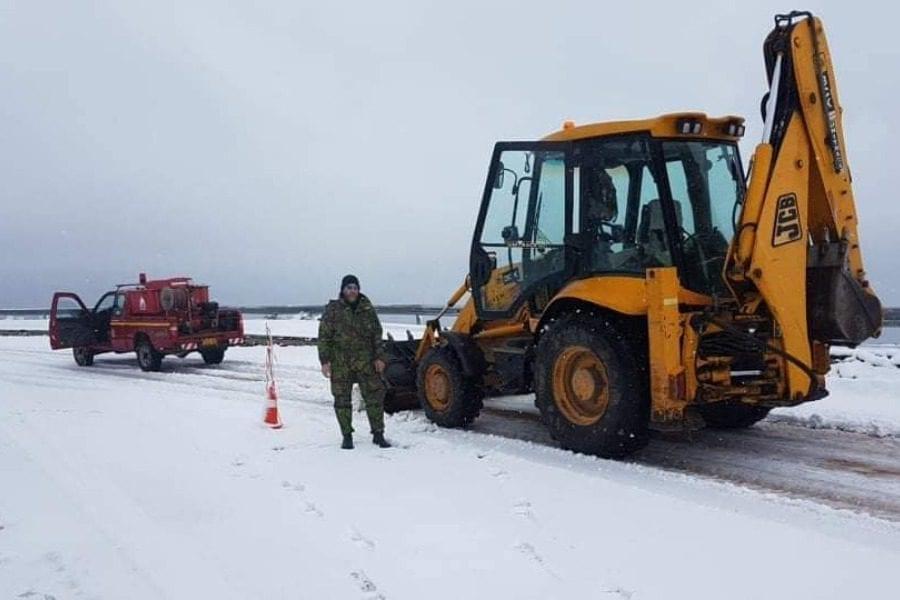 Mε αλυσίδες λόγω χιονοπτώσεων σε Λέσβο, Λήμνο και Χίο (Photo/Videos)