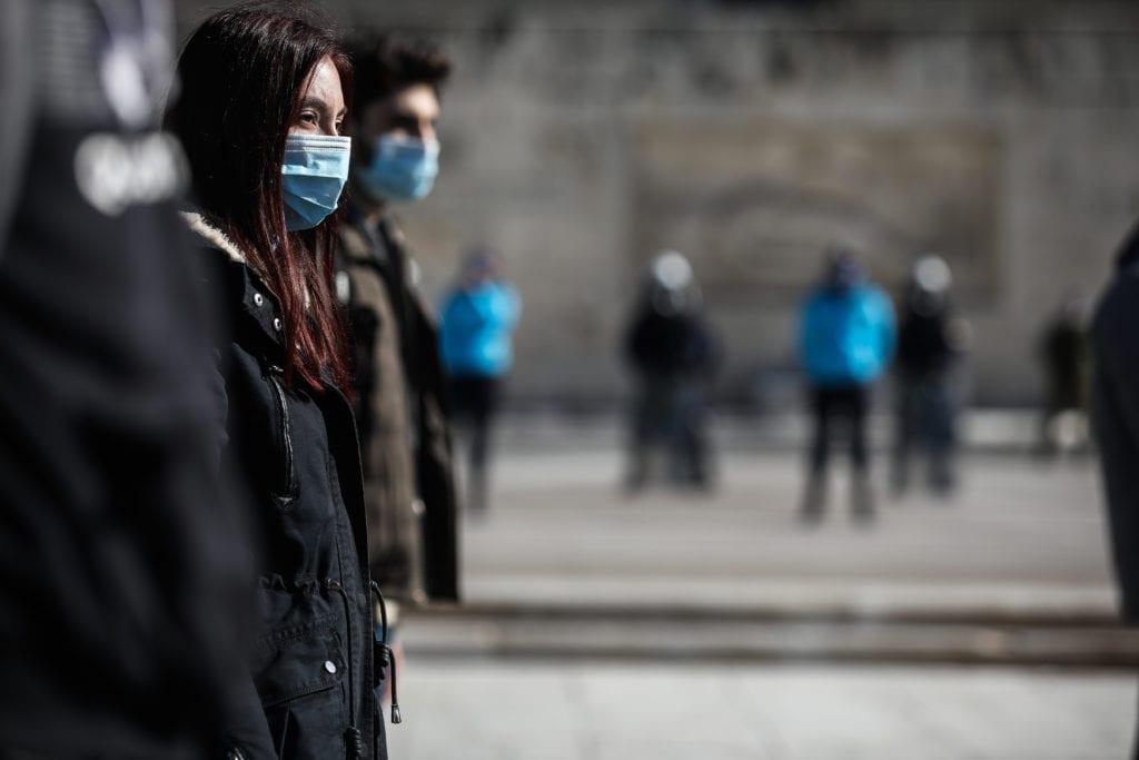 Συλλαλητήριο της εκπαιδευτικής κοινότητας κατά του νομοσχεδίου Κεραμέως (Photos)