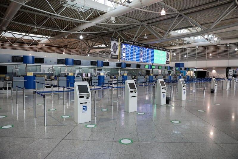 ΥΠΑ: Συνεχίζονται οι περιορισμοί στις εσωτερικές πτήσεις – Έως την 1η Φεβρουαρίου μόνο οι ουσιώδεις πτήσεις