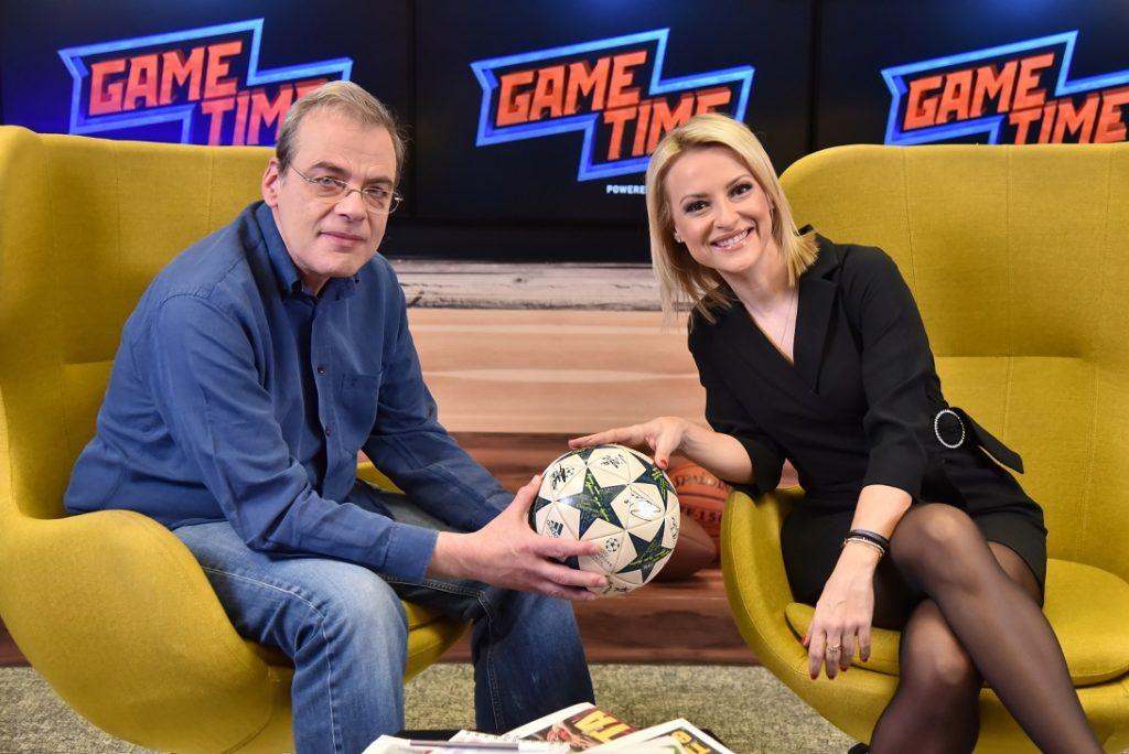 ΟΠΑΠ Game Time: Η Super League με τη ματιά του Αγγέλου Μενδρινού