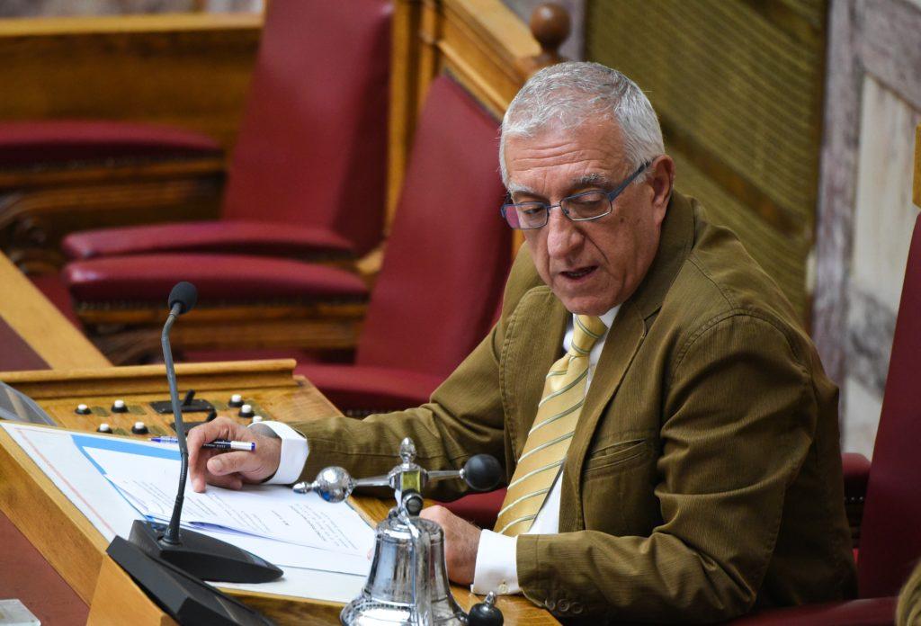 «Σκληρό lockdown» θέλει ο Νικήτας Κακλαμάνης