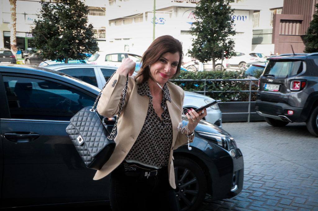 Τώρα στηρίζει το #metoo η Άννα Μισέλ Ασημακοπούλου