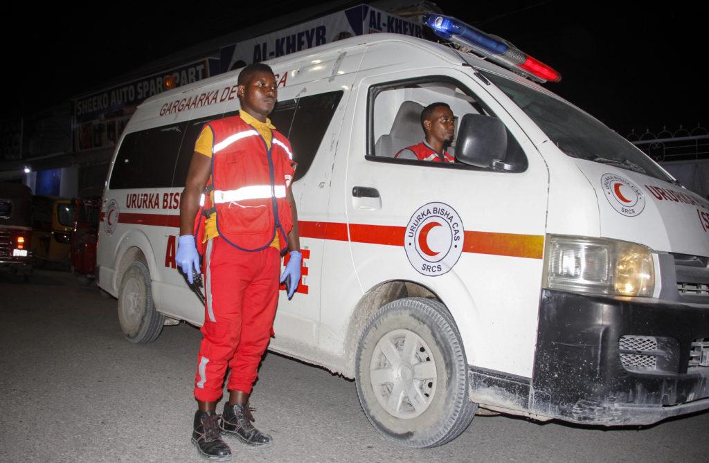 Σομαλία: 12 πράκτορες των υπηρεσιών ασφάλειας σκοτώθηκαν από έκρηξη βόμβας