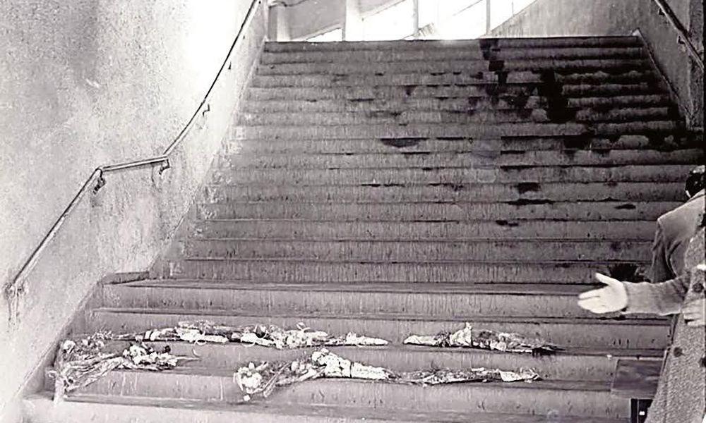 Η τραγωδία της Θύρας 7: «Αν ξαναπάς στο γήπεδο,  θα σου κόψω τα πόδια» (Photo)