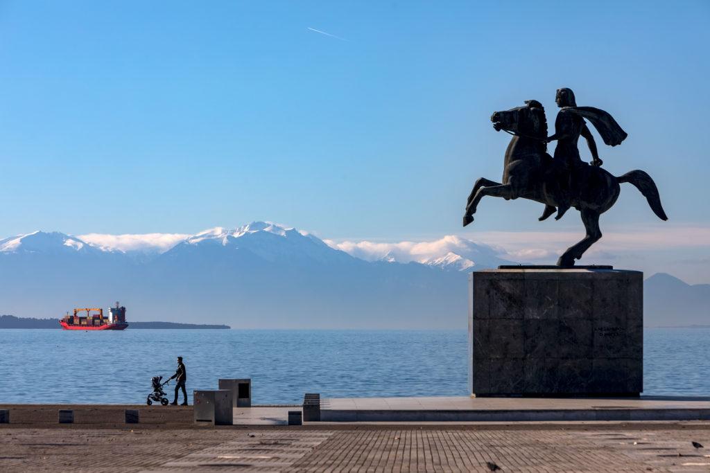 Θεσσαλονίκη: Νέα μικρή αύξηση ιικού φορτίου δείχνουν τα λύματα (Διαγράμματα)