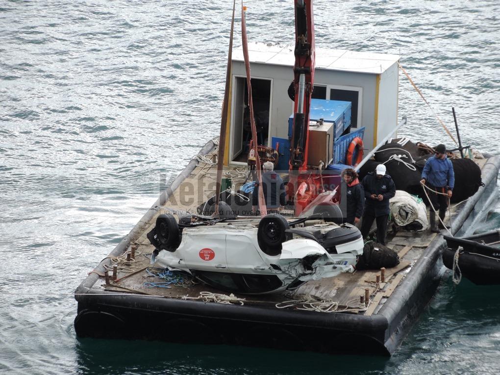 Κεφαλονιά: ΙΧ έπεσε στη θάλασσα – νεκρός ο 23χρονος οδηγός