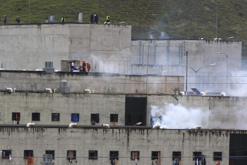 Ισημερινός: Στους 79 οι νεκροί από τις ταραχές σε πολλές φυλακές της χώρας