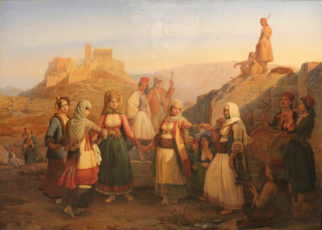 Τι φορούσαν οι Έλληνες στην επανάσταση;