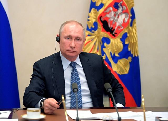 Πούτιν: Είμαστε έτοιμοι να δώσουμε το εμβόλιο κατά του κορονοϊού και σε άλλες χώρες