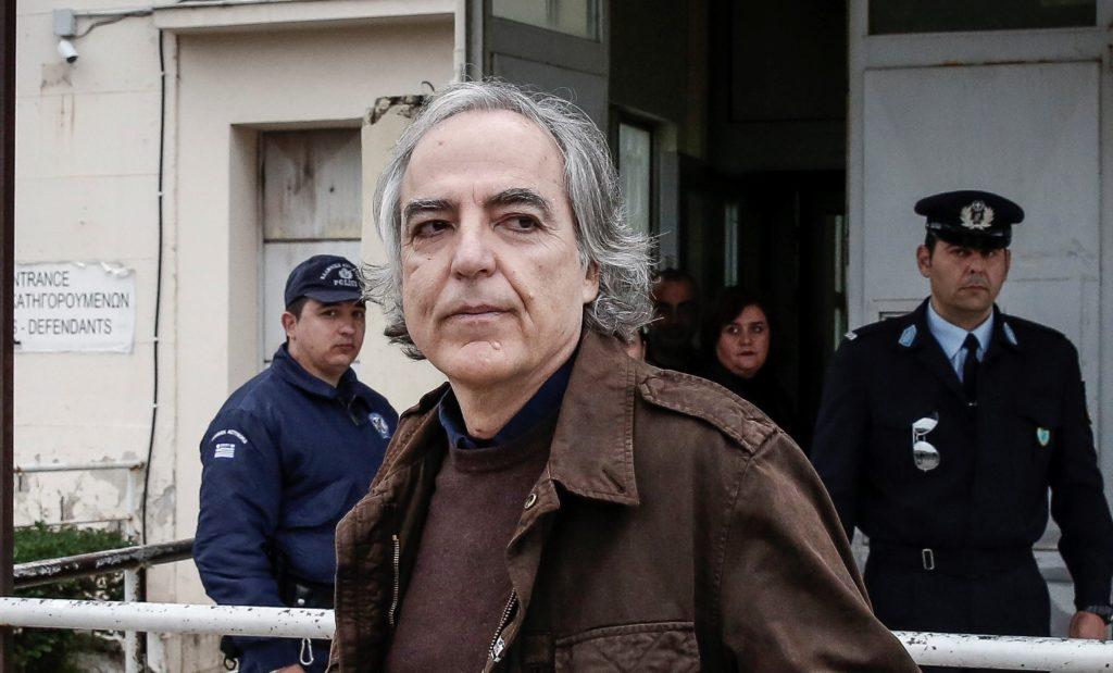 Υπόθεση Κουφοντίνα: Απορρίφθηκε το αίτημα για διακοπή εκτέλεσης της ποινής του