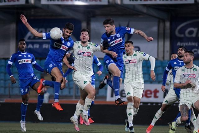 Νέα νίκη για τον ΠΑΣ (1-0) επί του ΠΑΟ που χάνει το τρένο για την Ευρώπη