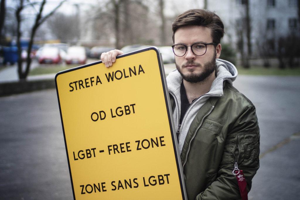 Πολωνία: «Επεισόδιο» με Γάλλο υπουργό που ήθελε να επισκεφθεί «ομοφοβική ζώνη»