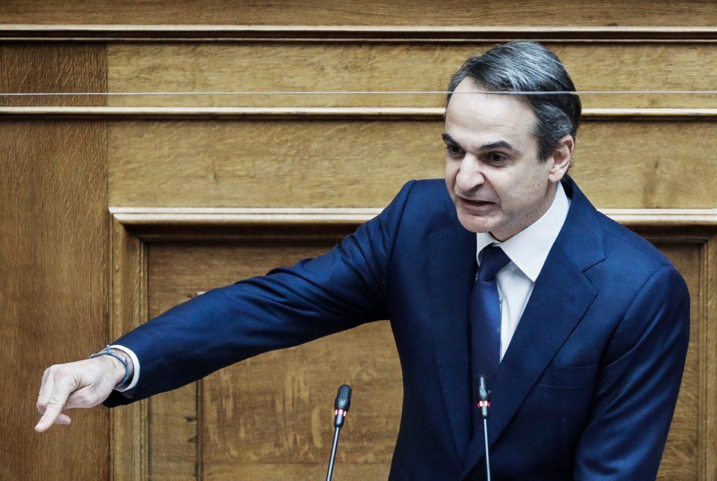 Σε γραμμή Ερντογάν ο Μητσοτάκης, ενοχλείται από τα κοινωνικά δίκτυα και τα θεωρεί πρόβλημα για τη Δημοκρατία! (Video)