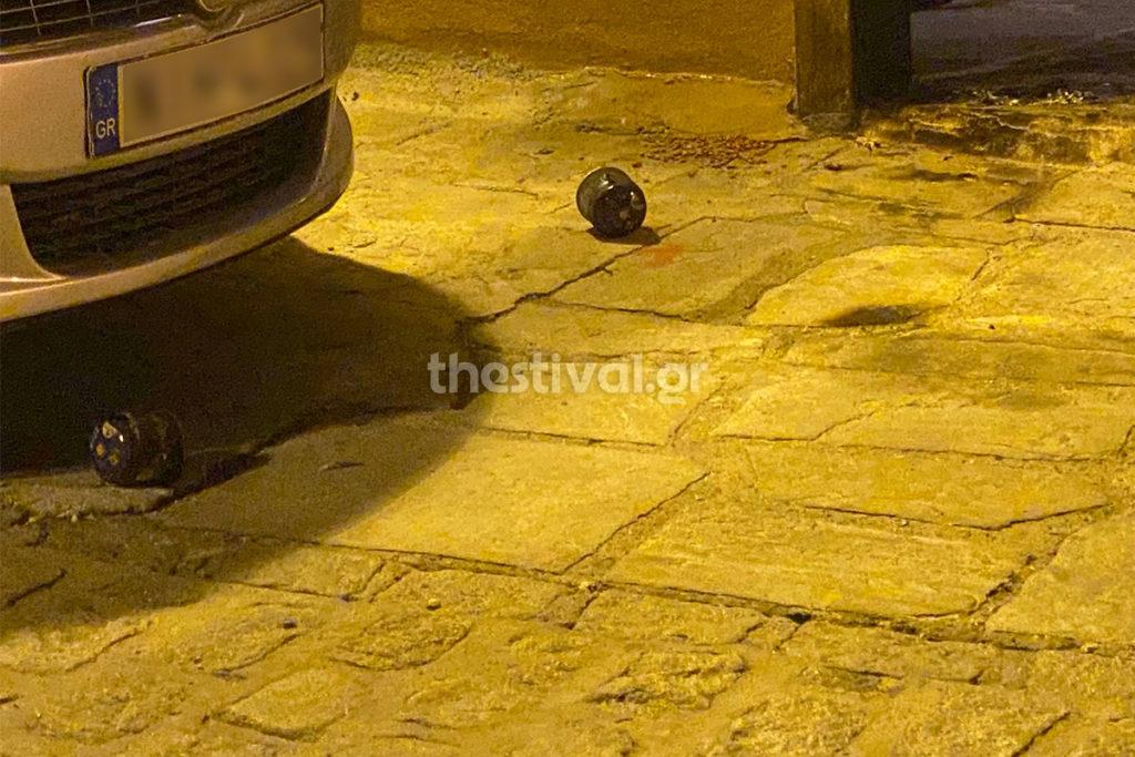 Θεσσαλονίκη: Γκαζάκια στα σπίτια δύο αστυνομικών