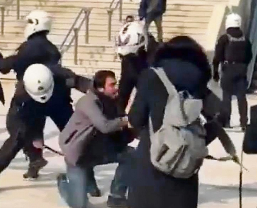 Αλέξανδρος: Με στοχοποίησαν, η κυβέρνηση συνεργάζεται με την Ασφάλεια