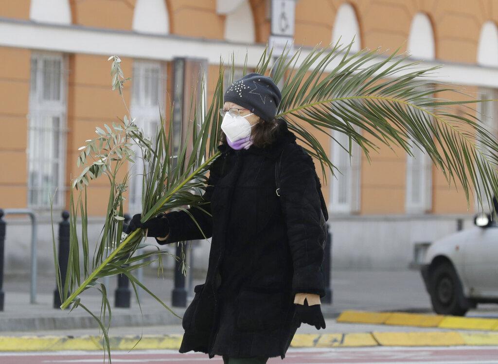 Πολωνία: Η κορύφωση του τρίτου κύματος της πανδημίας αναμένεται αυτή την εβδομάδα