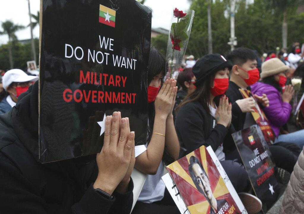 Μιανμάρ: Διαδηλώσεις και πάλι στη Μάνταλεϊ