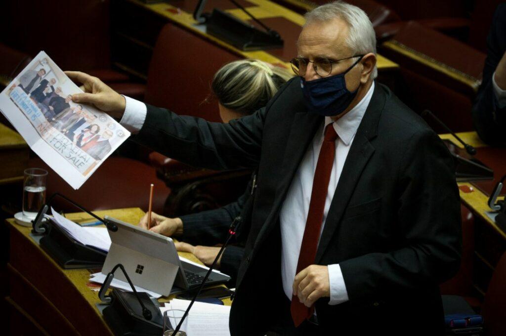 «Μύδροι» Ραγκούση: Τα νέα στοιχεία της Κομισιόν αποκαλύπτουν την κυβερνητική εξαπάτηση για το νέο ασφαλιστικό