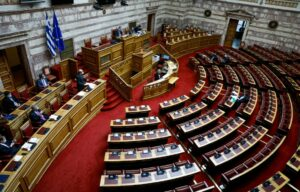 LIVE η σύγκρουση στη Βουλή για το νομοσχέδιο Κεραμέως