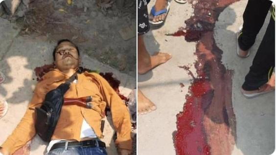 Μιανμάρ: Φρικαλεότητες χούντας, ποταμοί αίματος διαδηλωτών (Videos/Photos)