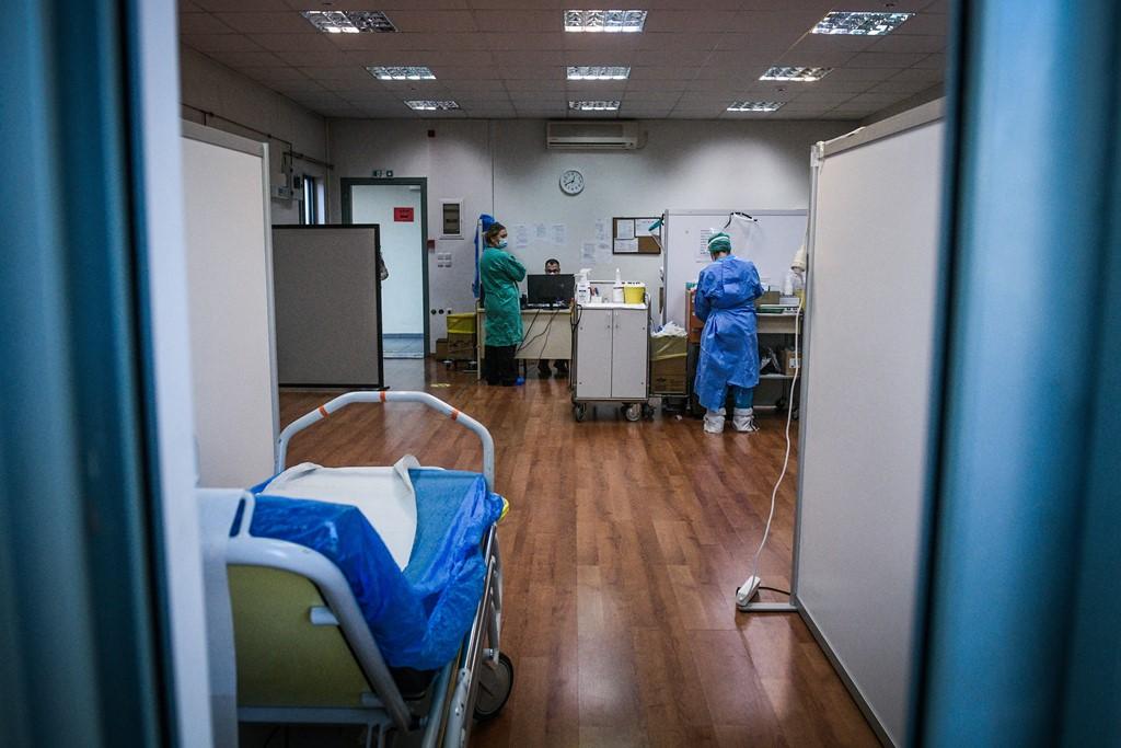 Παγώνη: Ζητήσαμε να επιταχθούν ιδιωτικά νοσοκομεία και μας είπαν ότι όλες οι κλίνες είναι πλήρεις