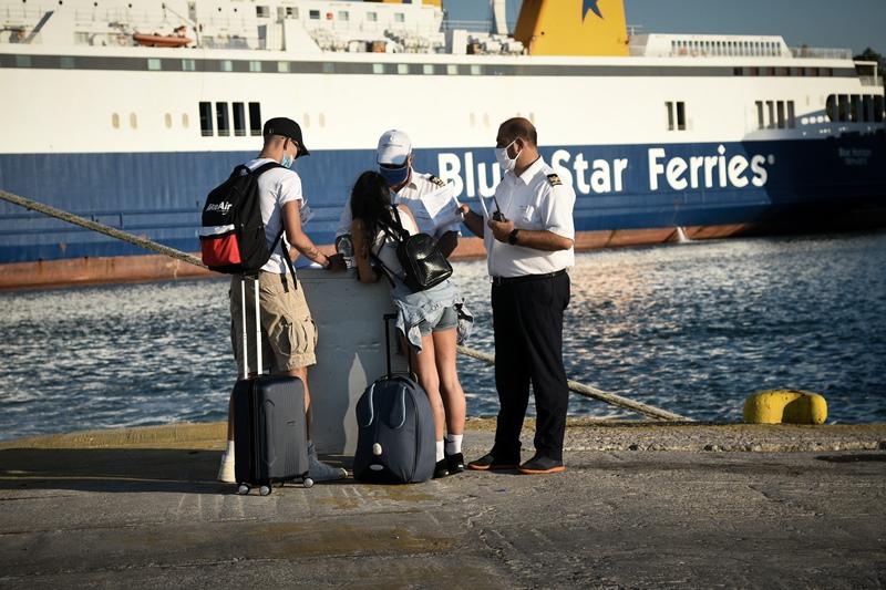 Έλεγχοι στα λιμάνια για την αποτροπή διασποράς του κορονοϊού