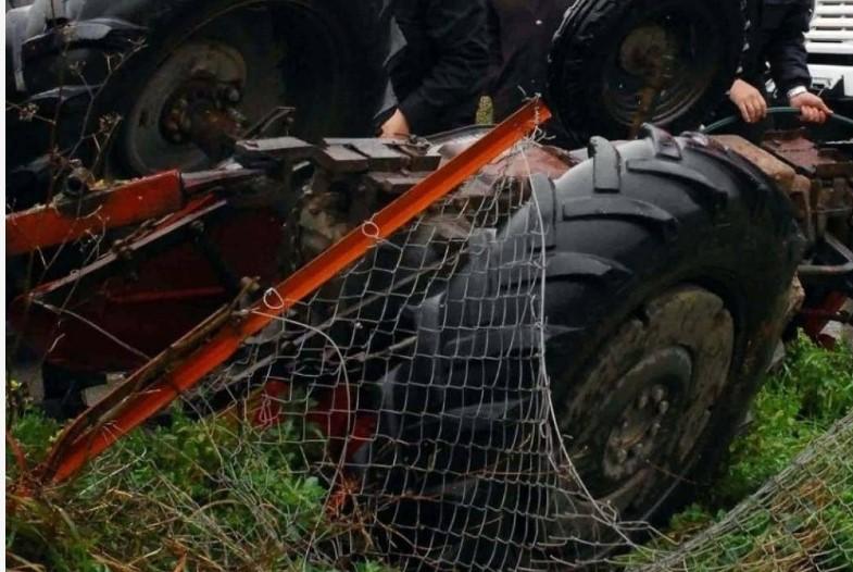 Πάτρα: Νεκρός 62χρονος αγρότης από ανατροπή του τρακτέρ του