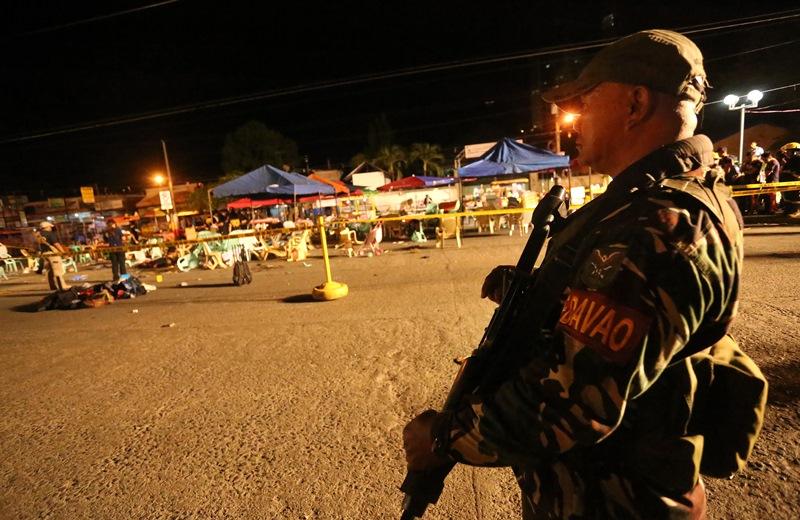 Φιλιππίνες: 16 τραυματίες σε έκρηξη έξω από καθολική εκκλησία